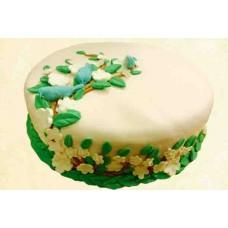 Custom Made Special Vanilla Cake
