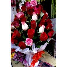 40 Roses Bouquet