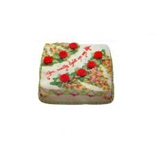 Rose Cake(2Kg)