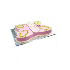 Exclusive Butterfly Shape Chocolate Cake From Hot Cake Bangladesh(2Kg)