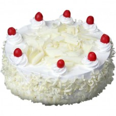 2.2 Pounds White Forest Cake