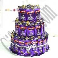 A-Bunch Cadbury Dairy Milk Chocolate
