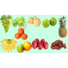 10 MIXED FRUITS ITEM