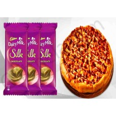 Chocolate and Pizza Combo