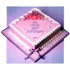 2 KG Special Square Cake- Swiss Bakery Bangladesh