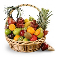 Assorted Fresh Fruits Back to Nature